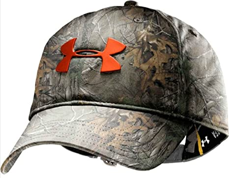 0ef0b41f039 Under Armour 1221105 Men s Camo Make It Rain Cap Realtree One Size   Amazon.ca  Sports   Outdoors