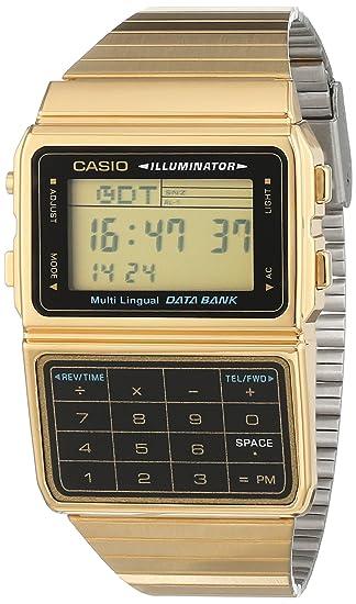 4739f2772cb9 Reloj Casio para Hombre DBC-611GE-1EF  Amazon.es  Relojes
