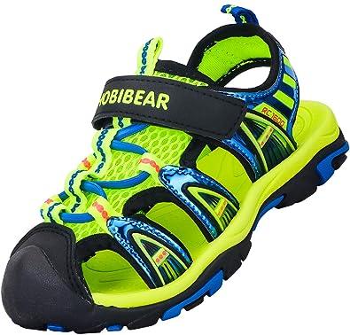 0d8066f456f82 [ジコス] ビーチ サンダル キッズ スポーツサンダル アウトドア ベビー ジュニア 子供 靴 ガールズ ボーイズ つま先