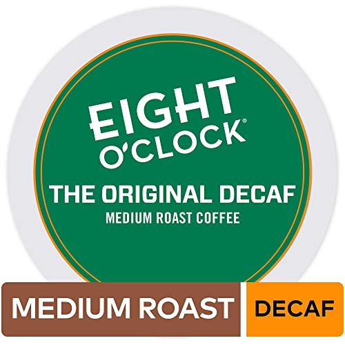 Eight-O'Clock-Coffee-The-Original-Decaf,-Single-Serve-Coffee-K-Cup-Pod