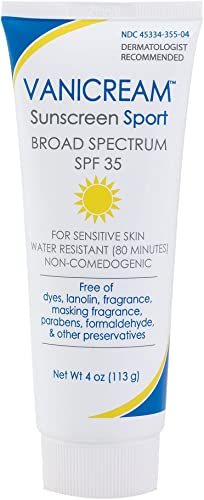 Vanicream Sunscreen Sport