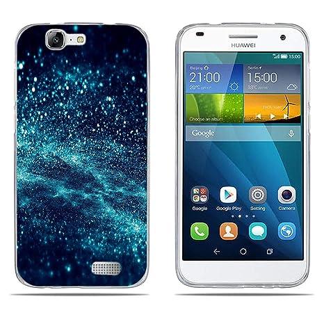 super popular df461 d75f7 Huawei Ascend G7 Case, TOMYOU Flexible Gel TPU: Amazon.in: Electronics