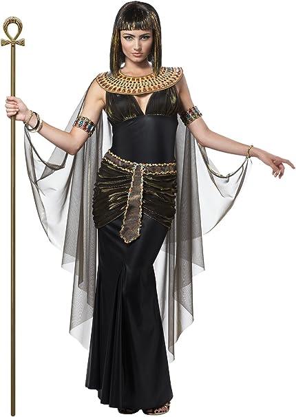 Amazon.com: Disfraz de Cleopatra para mujer de California ...