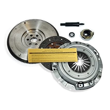 Amazon.com: EFT PREMIUM CLUTCH KIT+HD FLYWHEEL MAZDA MX-3 PROTEGE 1.5L 1.6L 1.8L FWD: Automotive