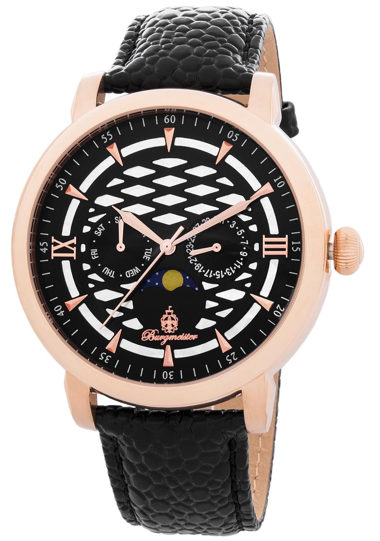 Burgmeister Reloj de Cuarzo 217-322 46 mm