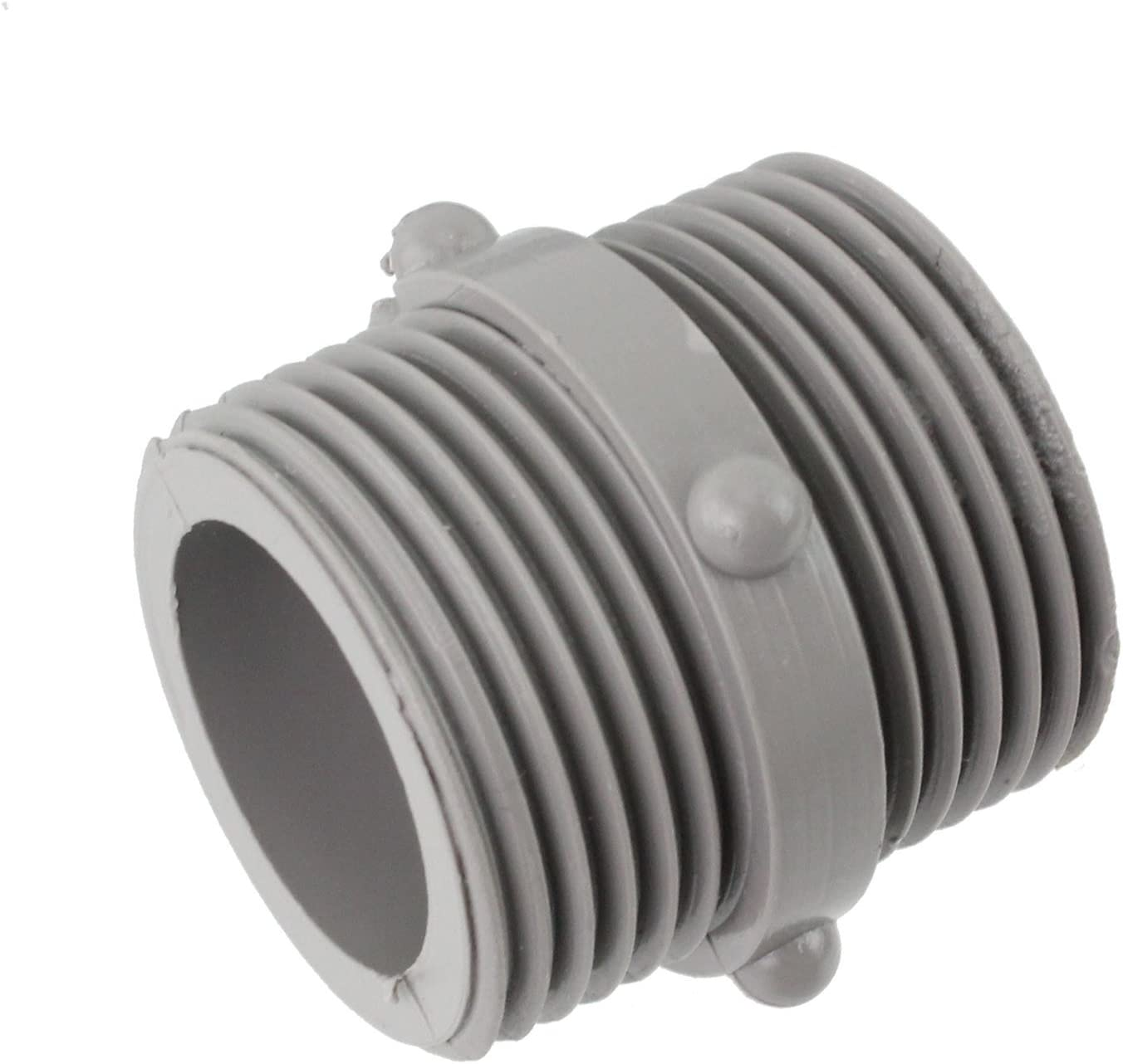 2.5M SPARES2GO Straight End Cold Water Fill Inlet Hose Extension for Indesit Washing Machine