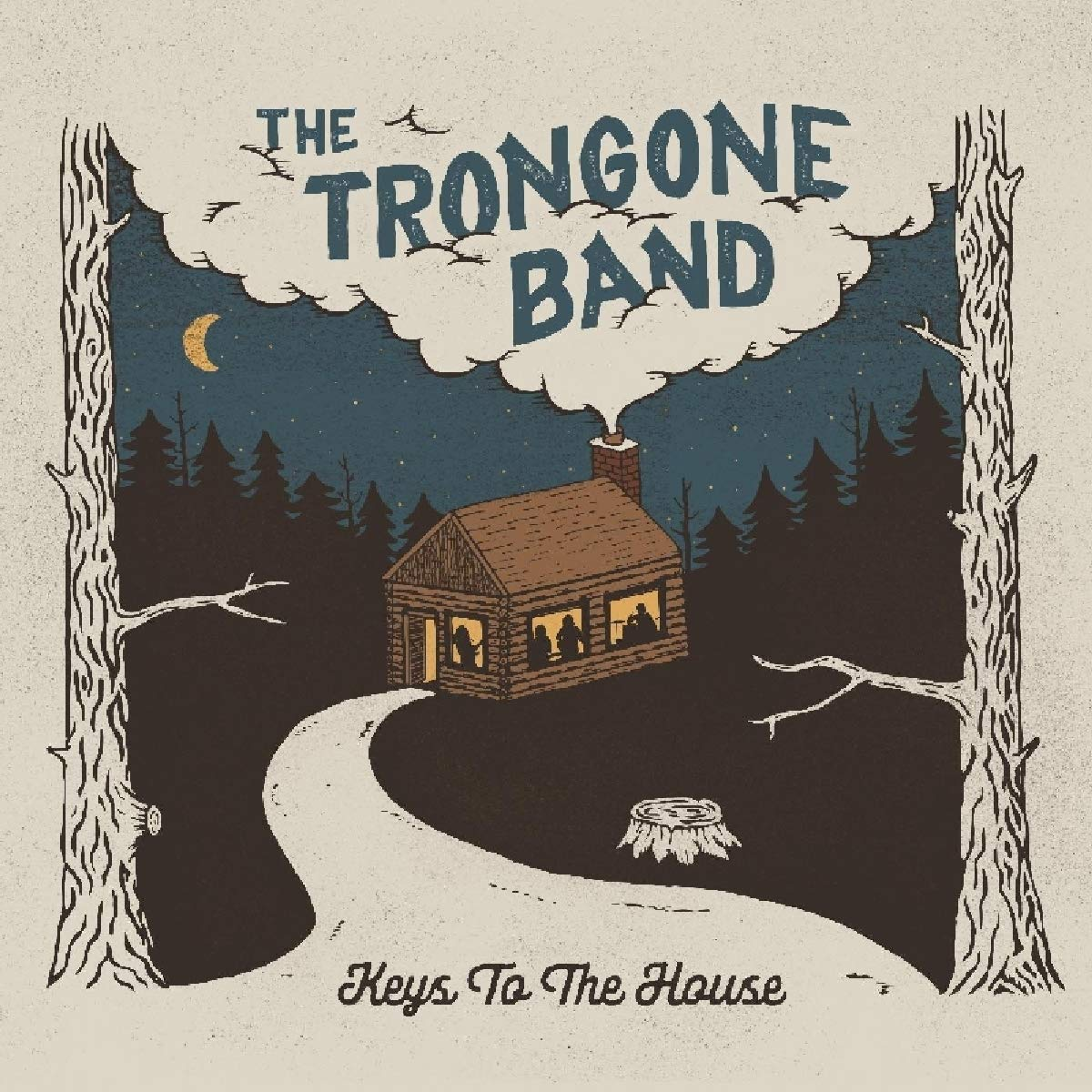 Vinilo : Trongone Band - Keys To The House (LP Vinyl)