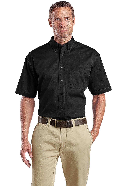 Cornerstone SP18 Short Sleeve SuperPro Twill Shirt