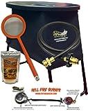 Amazon.com: Fryin' Saucer Guys Outdoor Portable Propane