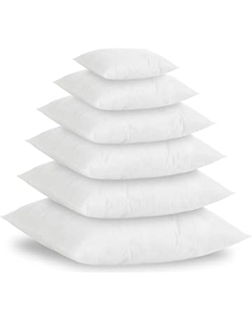 Textilhome - 1 Relleno de Cojín 30X50cm / Poliéster 100% -