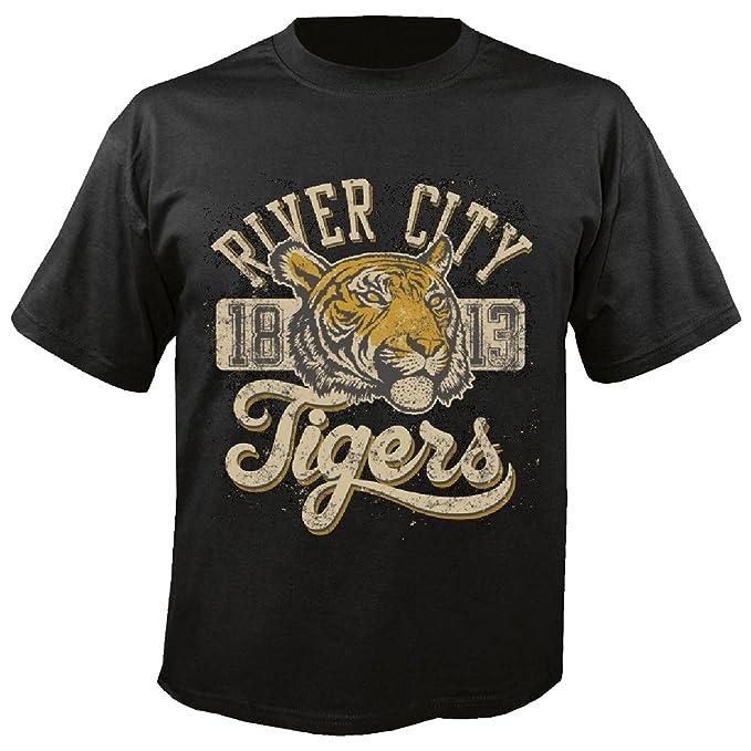 T-Shirt Camiseta Remera La Fauna del Tigre del Gato Grande ...