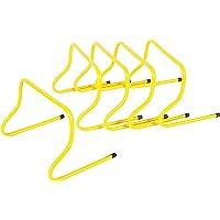 Trademark Innovations obstáculos de Entrenamiento de Velocidad (Paquete de 5)