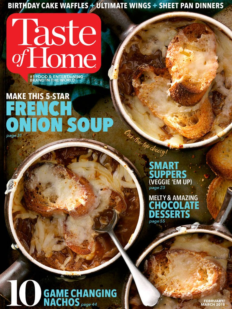 Taste of Home Print Magazine