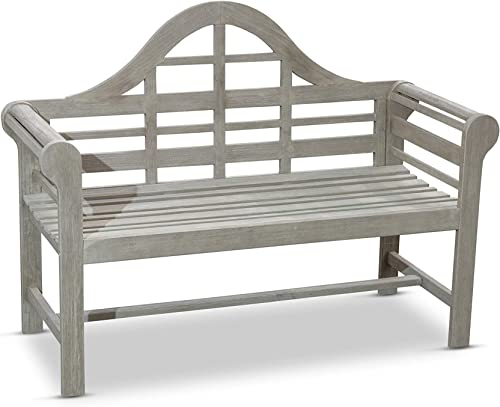 DTY Broadmoor Garden Bench Eucalyptus Patio Furniture Collection
