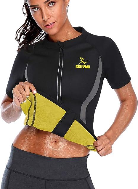 Body Shaper femmes amincissant tuyauterie Shirt Ventre Taille Gilet perdre du poids Sous-Vêtements UK
