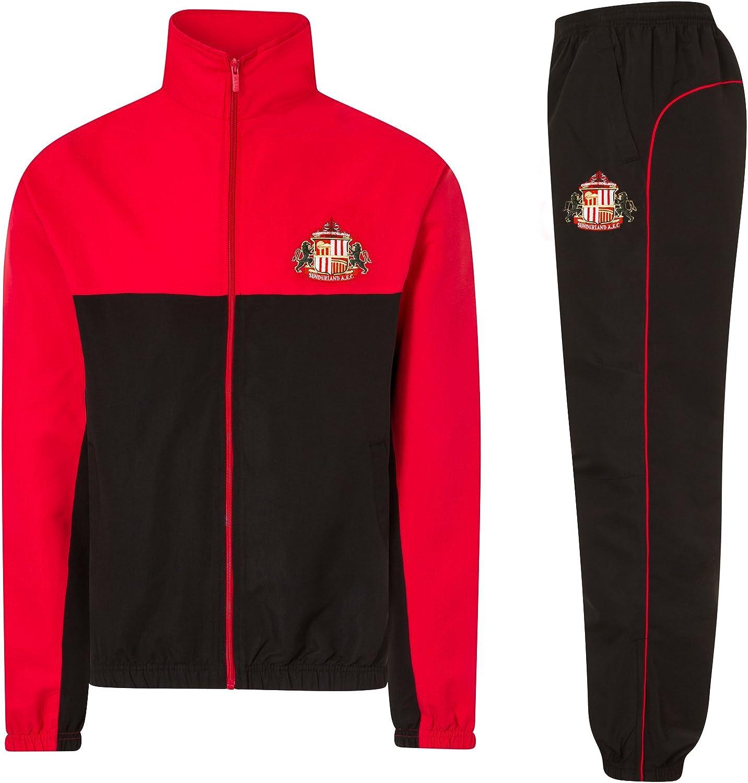 Sunderland AFC - Chándal oficial para niño - Chaqueta y pantalón ...