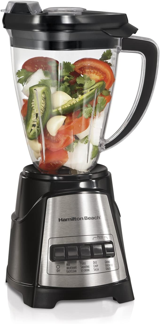 Hamilton Beach MultiBlend Blender for hummus