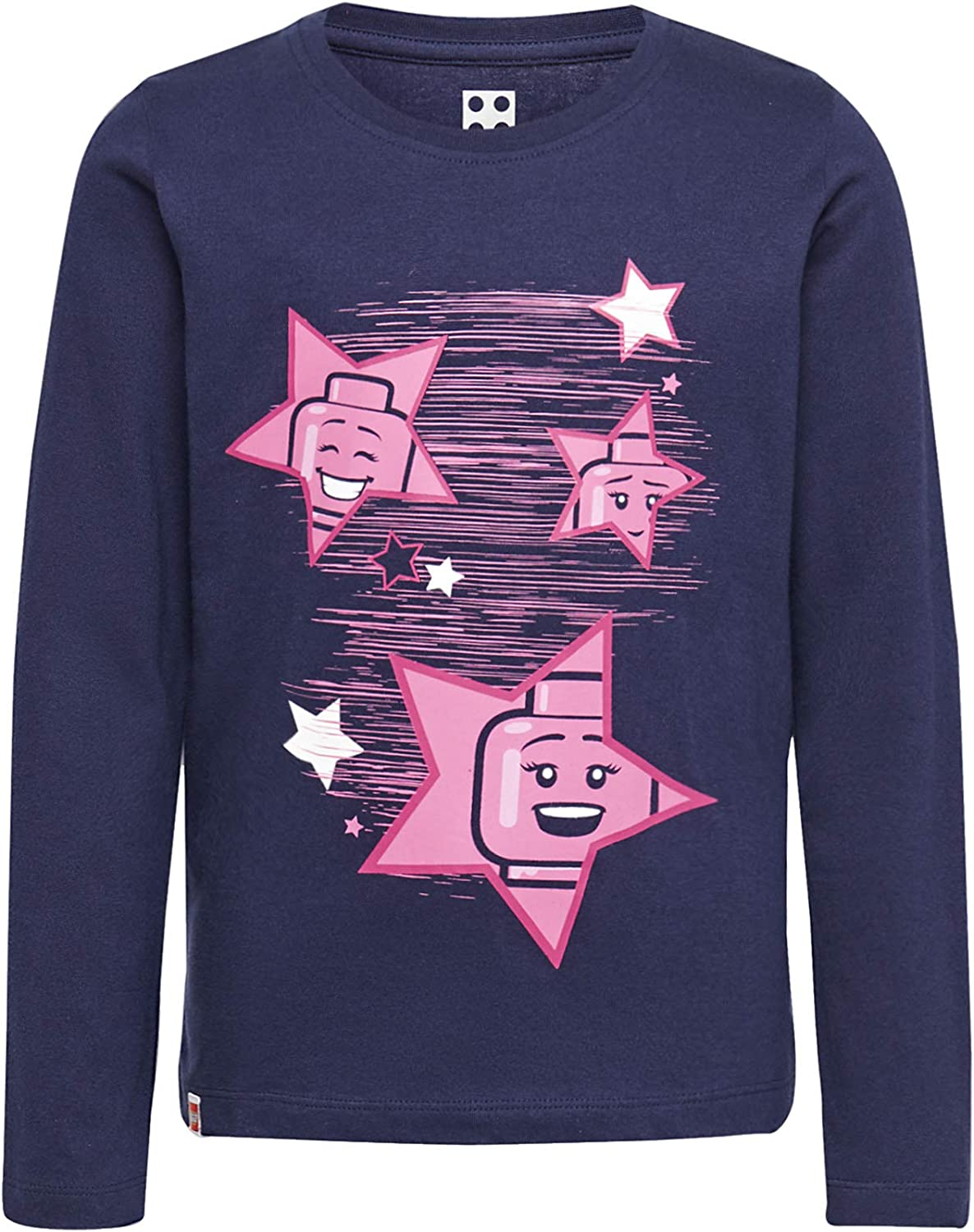 LEGO Girls cm Long Sleeve Top