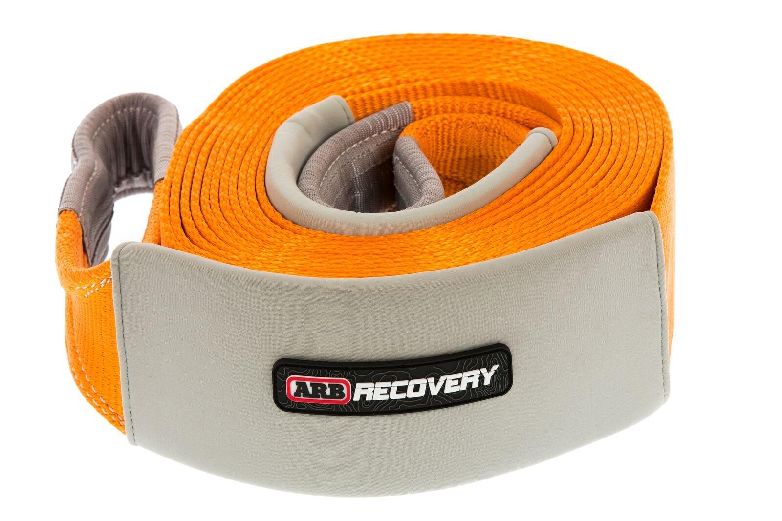 ARB ARB715LB 4-1/3'' x 30' Recovery Strap - 33000 lbs Capacity