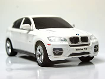 Licencia Rc De Auto De Carro Modelo Auto Bmw X6 E71 Teledirigido