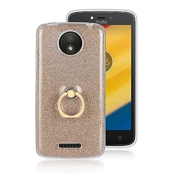 pinlu Funda Para Motorola MOTO C Plus Anti-Arañazos Función Flash ...