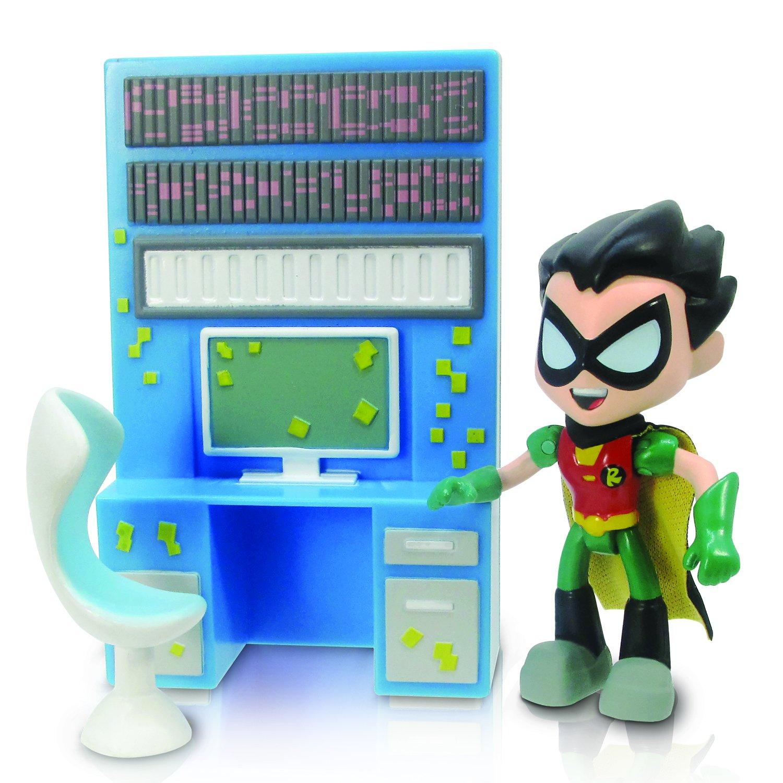 Teen Titans Go! 2.75'' Robin with Desk