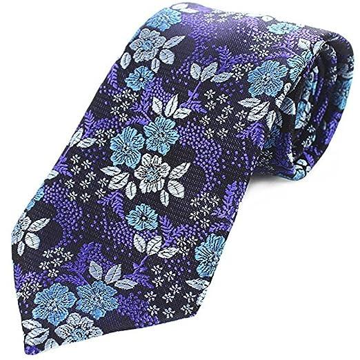 Easy Go Shopping Corbata de Hombre Violeta Poliéster Yarn-dyed ...