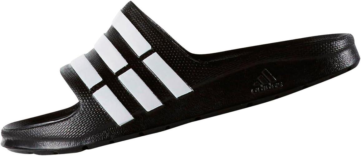 imperdonable En la mayoría de los casos Pef  adidas Children's Duramo Slide Sandals: Amazon.co.uk: Shoes & Bags