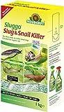Neudorff Sluggo Slug Snail Killer 1kg Shaker Box