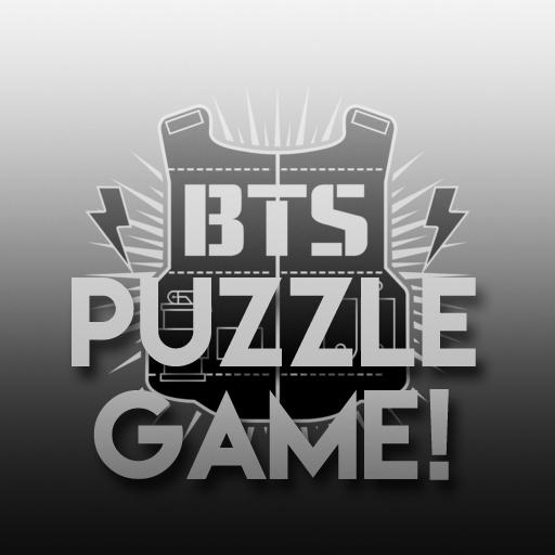 BTS Puzzle Game