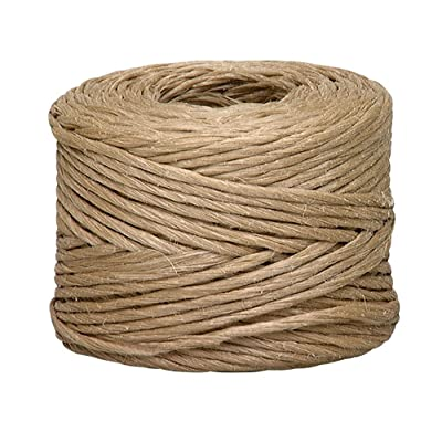 Lehigh 540W 230-Feet Polypropylene Heavy Duty Twine, Brown: Home Improvement