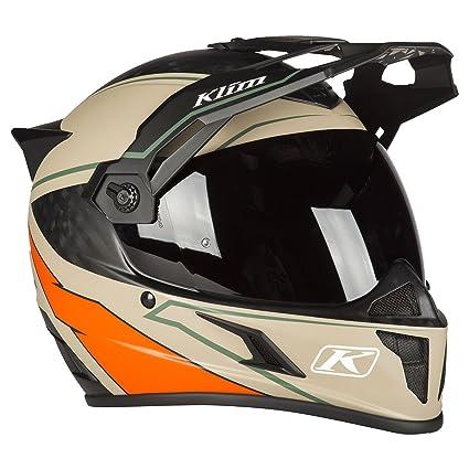 Klim Krios Karbon Adventure Helmet ECE/DOT MD Valiance Dune