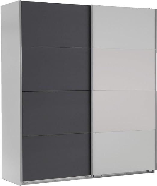 Wimex 507053 Armario de Puertas correderas, 180 x 210 x 65 cm ...
