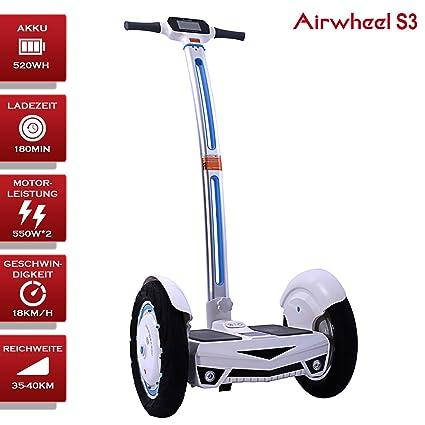 Patinete Eléctrico/S de monociclo airwheel S3. Batería 520 ...