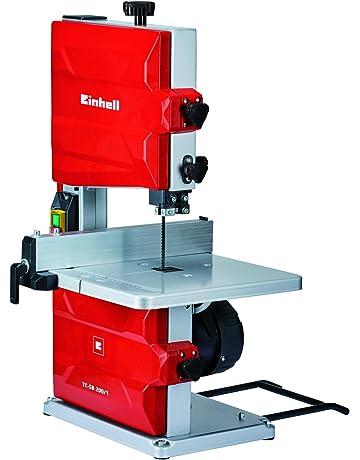 Einhell TC-SB 200/1 Sierra de Cinta (potencia de 250 W,