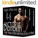 Knights of Black Swan Paranormal Romance Series, Books 4-6 (Knights of Black Swan Box Set Book 2)