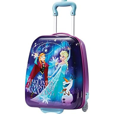 "American Tourister Disney 18"" Upright Hardside, Frozen"