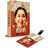 Music Card: Asha Bhosle - 320 Kbps MP3 Audio (4 GB)