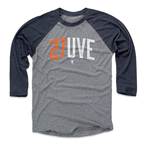 best value a81d3 4c0bb Amazon.com : 500 LEVEL Jose Altuve Baseball Tee Shirt ...