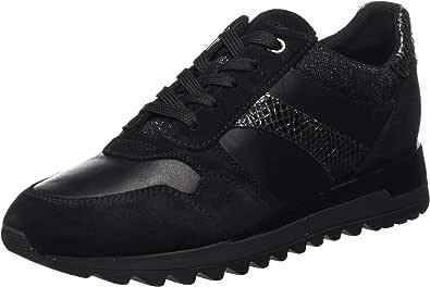 Geox D Tabelya A, Sneaker Mujer