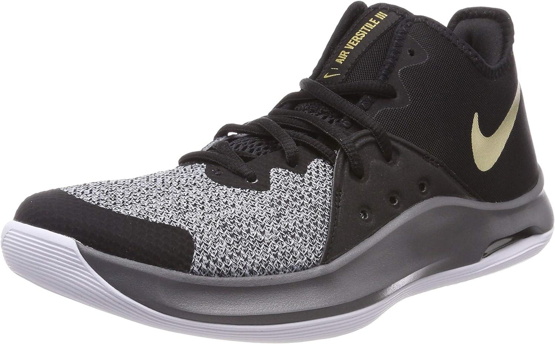 capturar ampliar Destruir  Amazon.com   Nike Men's Air Versitile Iii Basketball Shoe   Basketball