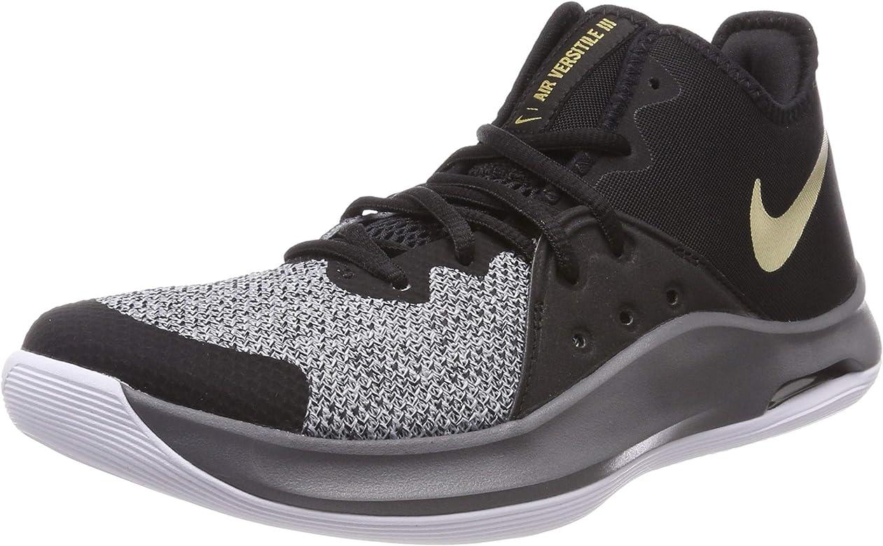 Nike Air Versitile III, Zapatos de Baloncesto Unisex Adulto ...