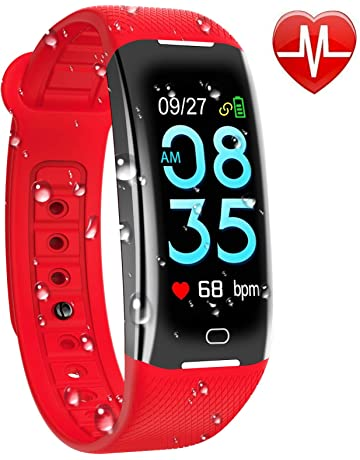 KARSEEN Fitness Tracker Smart Watch H3 Color Screen for Blood Pressure and Heart Rate Monitor Phone