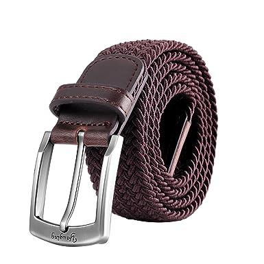 YAUGING - Cintura - Uomo caffè 125 cm 0fbb63bc123
