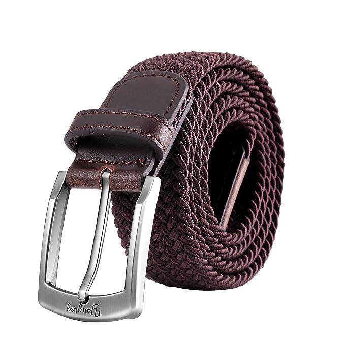 YAUGING Cinturones Hombre 8d425c351540