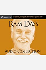 """Ram Dass Audio Collection: A Collection of Three Ram Dass Favorites--""""Conscious Aging, The Path of Service, and Cultivating the Heart of Compassion"""" Audio CD"""