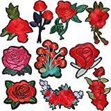 Vehicle Embroidered Patches-Iron on Patches-Car Embroidery Patches-Assorted DIY Sew on Applique Truck Patches-Cute Patches for Boys Girls Kids-Decorative Patches for Jackets, Backpack, Jeans, Clothes Patch 2
