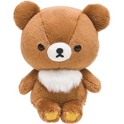 "San-x Rilakkuma Plush 6"" Kogumachan (S): Toys & Games"