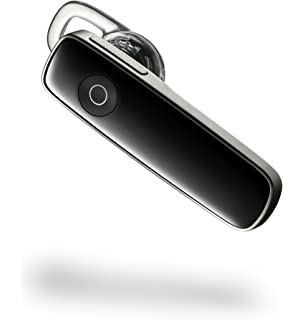 Plantronics M155 MARQUE - Bluetooth Headset - Frustration Free Packaging - Black