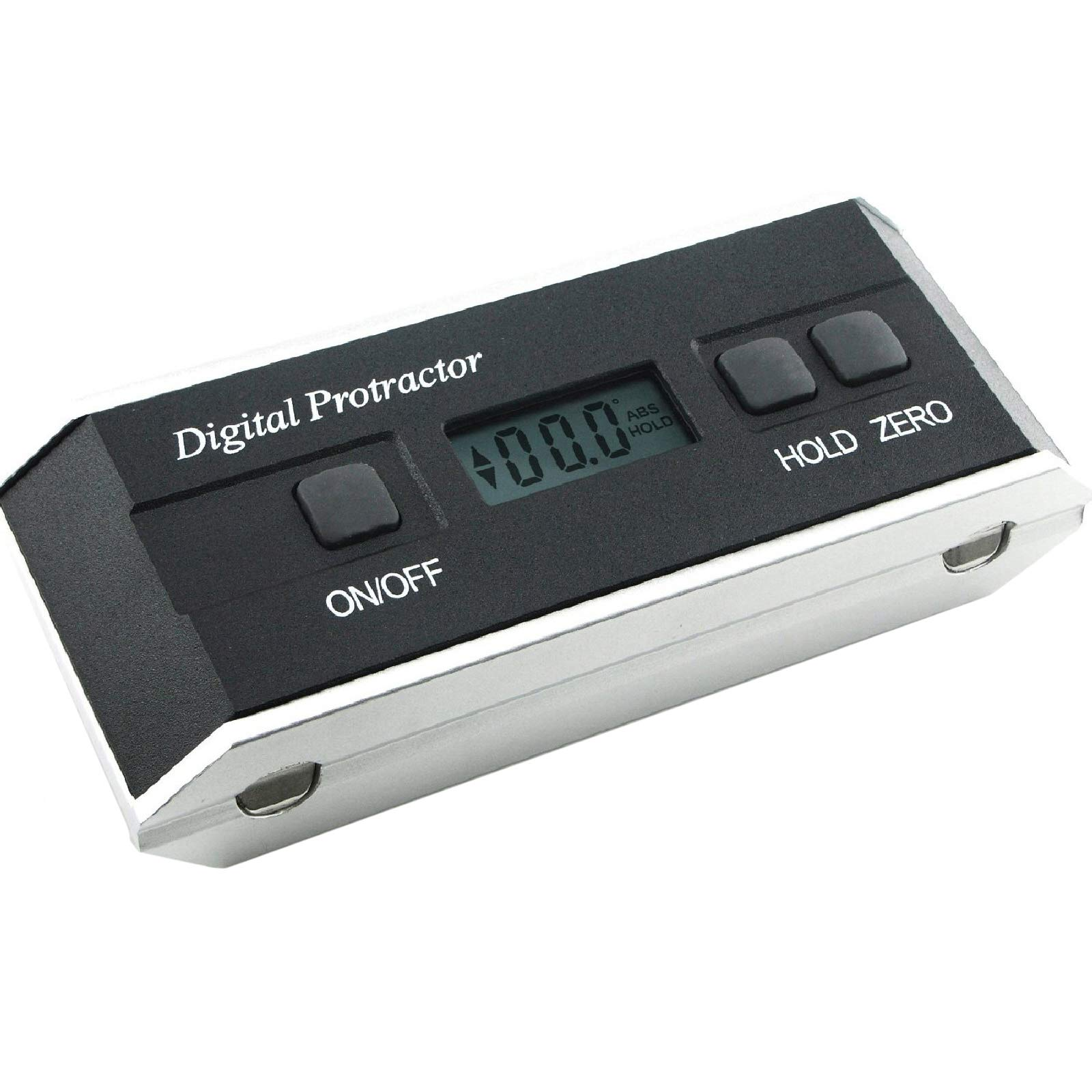 Digital Protractor Level Inclinometer 360 Degree V Groove